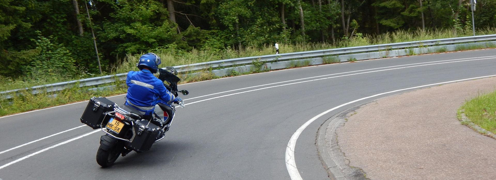 Motorrijbewijspoint Puttershoek motorrijlessen