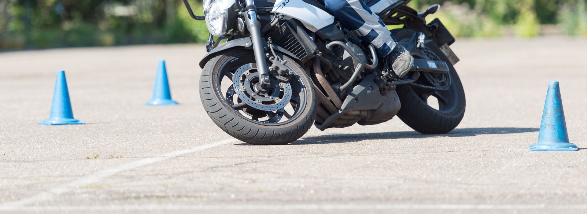 Motorrijbewijspoint Zwijndrecht rijtest
